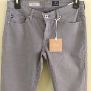 AG The Stilt Gray Jeans